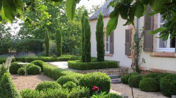 Landscape Design Garden Limousin France