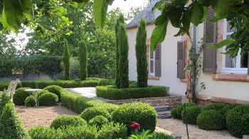 Landscape Design Garden Limousin France